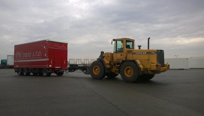 PMtrans-tractor